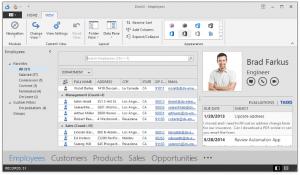 DevExpress WinForms控件入门指南:Office启发式用户界面